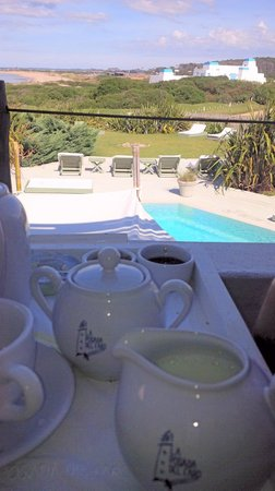 La Posada del Faro: Breakfast with Style