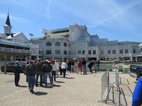 Kentucky Derby Museum: Walking tour