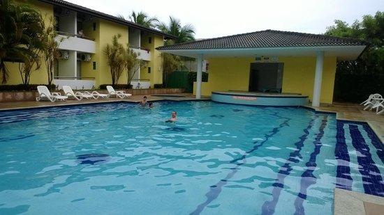 Transoceanico Praia Hotel : piscina