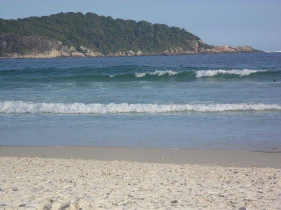 Lopes Mendes Beach : Vista da praia de Lopes Mendes.