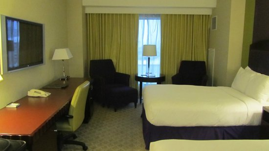 Hilton Charlotte Center City: Room