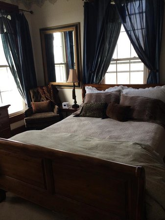 Shorecrest Bed & Breakfast: bedroom