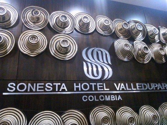 Sonesta Hotel Valledupar: Recepción