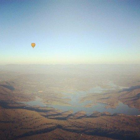 Hot Air Balloon Gold Coast: Birthday Balloon Ride was the greatest!