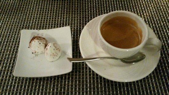 Villa Augusta : Coffee