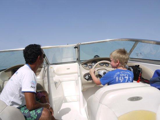 Savoy Sharm El Sheikh: speed boat trip