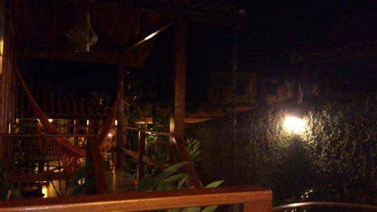 Aratinga Inn: Desde el balcon del Chalet