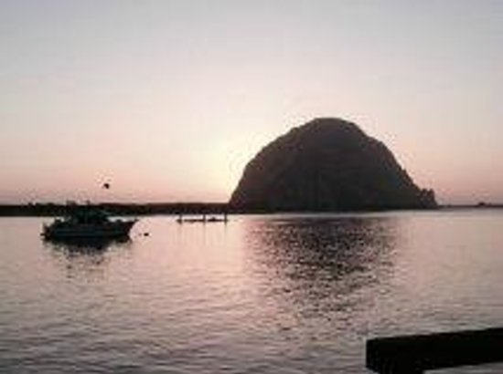 Cayucos Shoreline Inn...on the beach: Morro Bay,CA just up the coast from Cayucos.