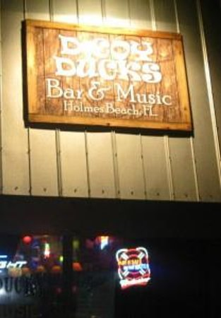 D Coy Ducks Bar and Grille
