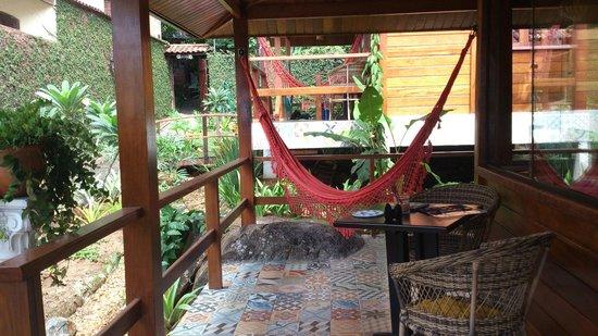 Aratinga Inn : Sala de estar