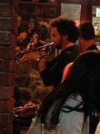 La Cantina dello Zio Bramante : jam session - blow your horn!