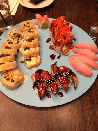 Godai Sushi Bar and Restaurant
