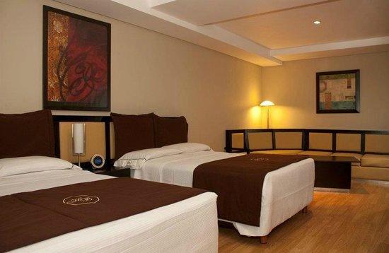 Arborea Hotel: habitacion tipo Junior suite