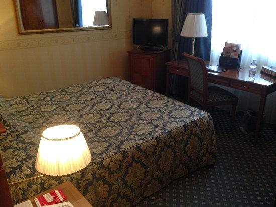 Windsor Hotel Milano: Номер