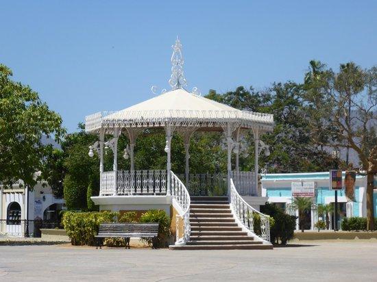 San Jose del Cabo main square