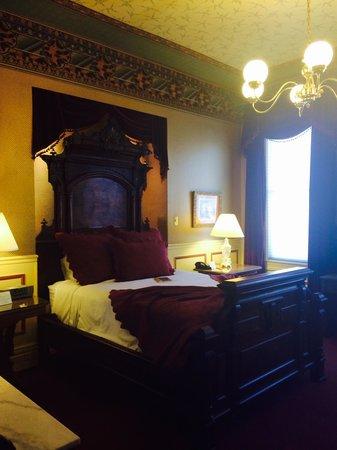 Strater Hotel: Premium room