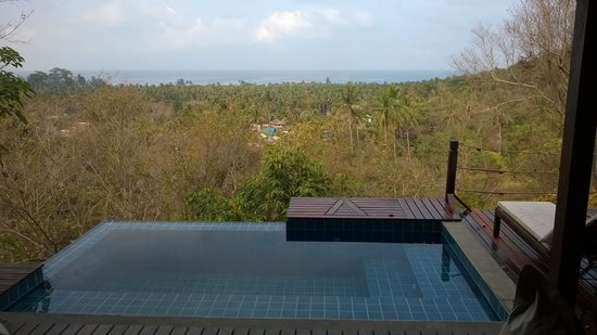 The Place Luxury Boutique Villas : view from our deck