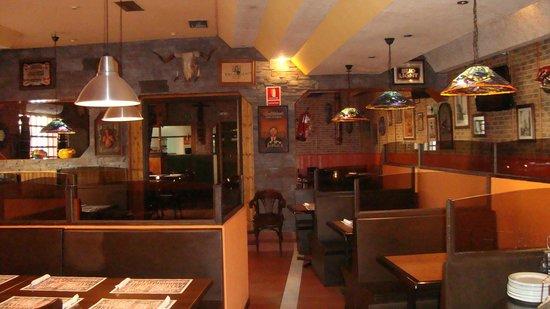 Restaurante Pizzeria Look: restaurante look