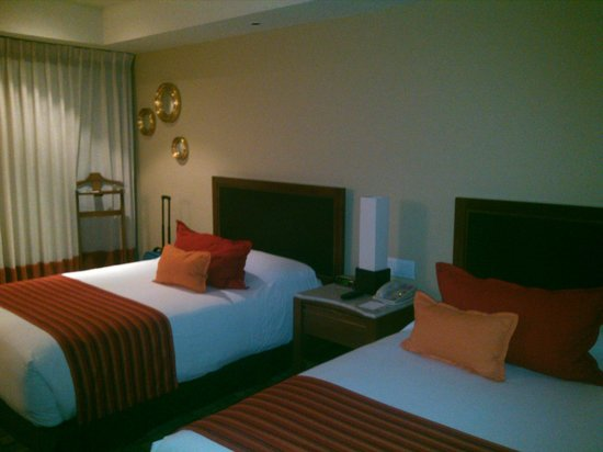 Real Inn Tijuana: habitación sencilla