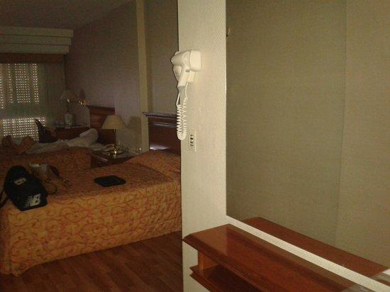 Hotel Solans Riviera: Hall de entrada