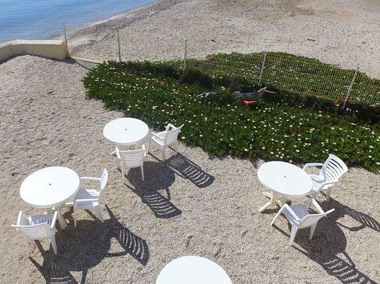 Hotel Lido Beach : Avril 2014