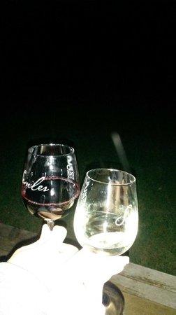 Malibu Wine Safaris: cheers