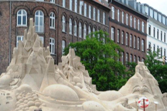Copenhagen Sand Sculpture Festival