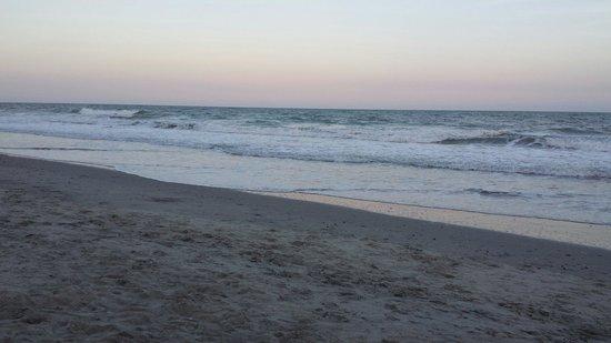 Hampton Inn & Suites Myrtle Beach/Oceanfront: Ahh