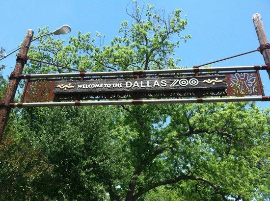 sign Picture of Dallas Zoo Dallas TripAdvisor