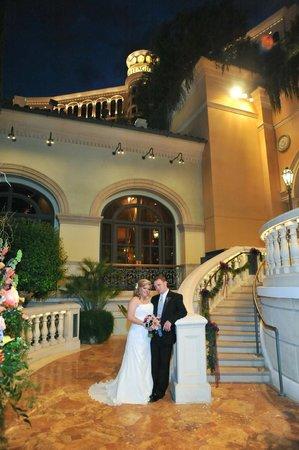 Wedding Party Picture Of Bellagio Wedding Chapels Las Vegas