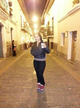 Calle La Ronda: Solo yo