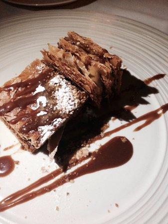 Metis: Dessert!