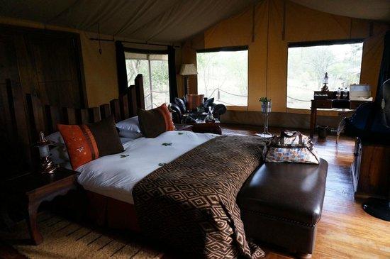 Serengeti Migration Camp: Tent