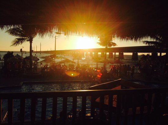 Sunset Grille and Raw Bar : Sunset