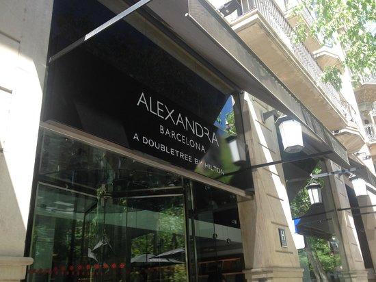 Alexandra Barcelona A DoubleTree By Hilton: Alexandra Hotel