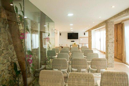 Karmairi Hotel Spa : Salon para reuniones