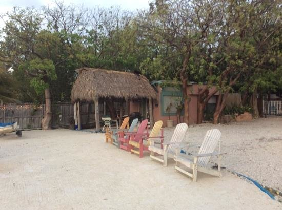 Key Lime Sailing Club and Cottages: sailfish cottage