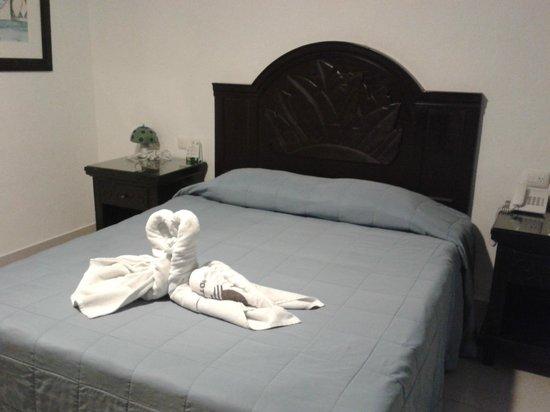 Hotel del Sol: cama