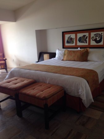 Presidente Inter-Continental Cozumel Resort & Spa : Bed