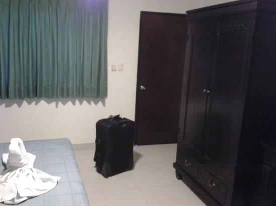 Hotel del Sol: entrada