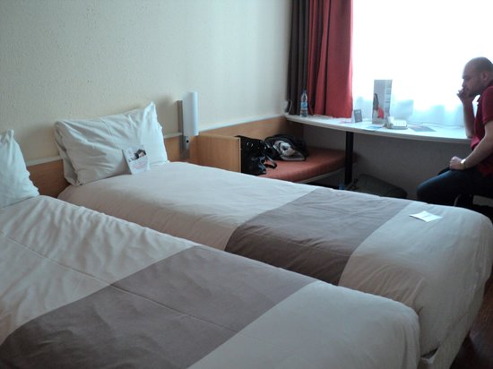 Ibis Bratislava Centrum: room
