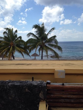 Presidente Inter-Continental Cozumel Resort & Spa : Room view