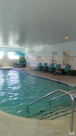Residence Inn Wayne: pool