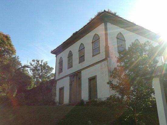 Hotel Fazenda Palmital: CASARÃO DE 350 ANOS