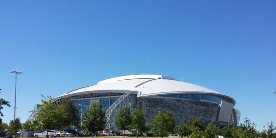 AT&T Stadium: stadium