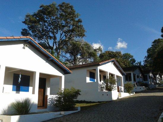 Hotel Fazenda Palmital: AS CASAS