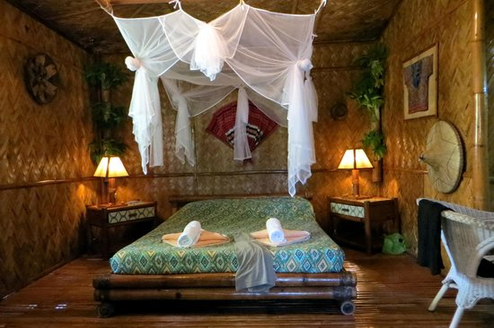 Coco Beach Island Resort : Interior suite