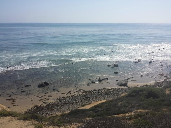 Crystal Cove State Park : views
