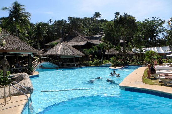 Coco Beach Island Resort : Piscina