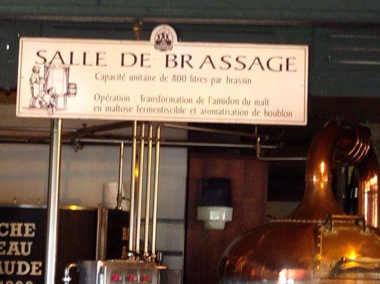 Les 3 Brasseurs: La zona in cui producono la birra